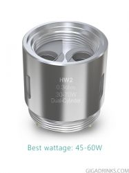 Eleaf HW2 Dual-Cylinder coil head