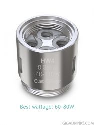 Eleaf HW4 Quad-Cylinder coil head