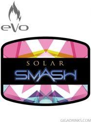 Solar Smash 10ml / 6mg - никотинова течност Evo