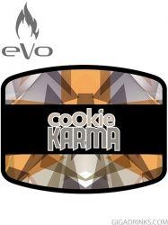 Coockie Carma 10ml / 12mg - никотинова течност Evo