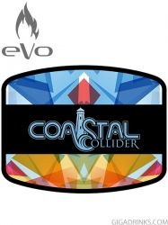 Coastal Collider 10ml / 6mg - Evo e-liquid