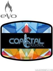 Coastal Collider 10ml / 12mg - Evo e-liquid