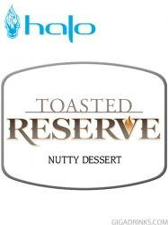 Toasted Reserve 10ml / 3mg - никотинова течност Halo