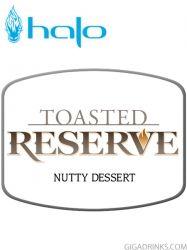 Toasted Reserve 10ml / 12mg - никотинова течност Halo