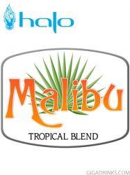Malibu 10ml / 6mg - никотинова течност Halo