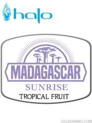 Madagascar Sunrise 10ml / 6mg - никотинова течност Halo