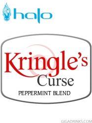 Kringle's Curse 10ml / 6mg - никотинова течност Halo