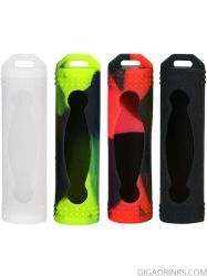 Silicone case for 20700 / 21700 battery