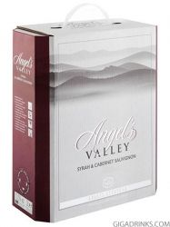 Wine Angel's Estate Syrah and Cabernet Sauvignon 3l