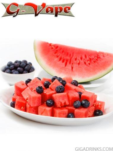 Blue Watermelon 10ml - концентриран аромат за овкусяване от G-Vape