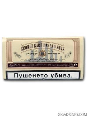 George Karelias And Sons Smoother 30гр.