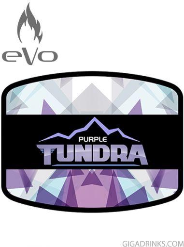 Purple Tundra 10ml / 6mg - никотинова течност Evo