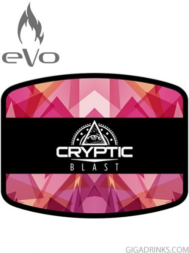 Cryptic Blast 10ml / 6mg - никотинова течност Evo