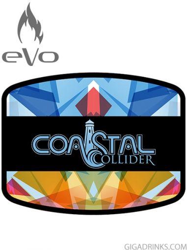 Coastal Collider 10ml / 12mg - никотинова течност Evo