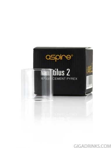 Aspire Nautilus 2 Pyrex glass tube