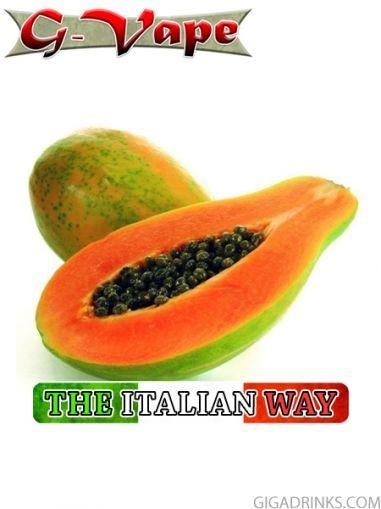 Papaya 10ml - концентрат за ароматизиране