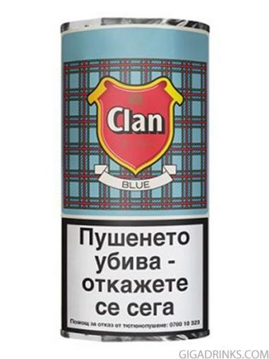 Clan Blue (Fine Aromatic) 40гр.