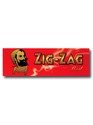 Zig Zag Classic Red (70mm)