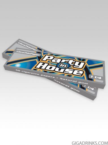 Party in House Silver (80mm)