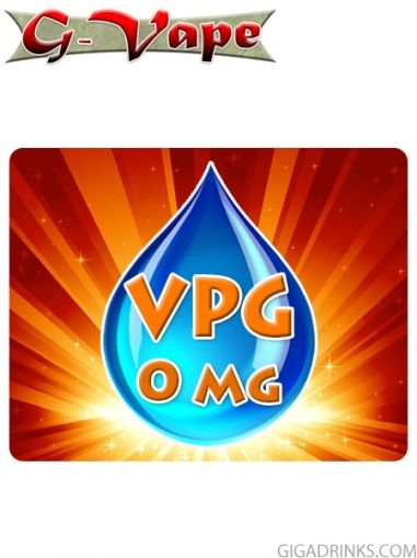 VPG 100ml / 0mg - G-Vape base liquid withouth nicotine