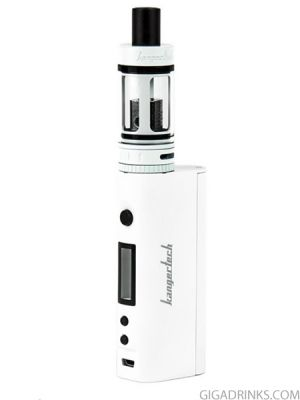 Kanger Subox Kit White - old model replaced with Kanger Topbox