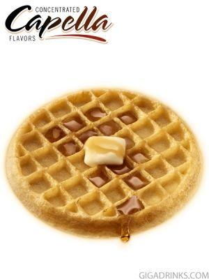 Waffle 10ml - концентриран аромат от Capella Flavors USA