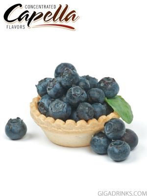 Blueberry 10ml - концентриран аромат от Capella Flavors USA