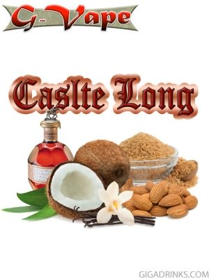 Castle Long 10ml - G-Vape flavor concentrate for e-liquids