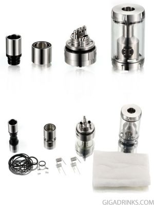 EHpro Billow V2 RTA SS Atomizer