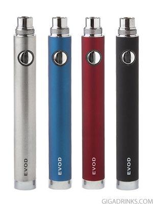 Microcig Evod Pass-through 1100mAh батерия за електронни цигари