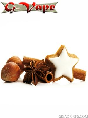 Christmas Cookies - никотинова течност G-Vape