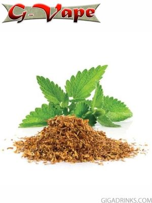 Tobacco Mint - никотинова течност G-Vape