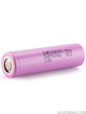 Батерия Samsung Q30 18650 3000mAh 15A 3.6V