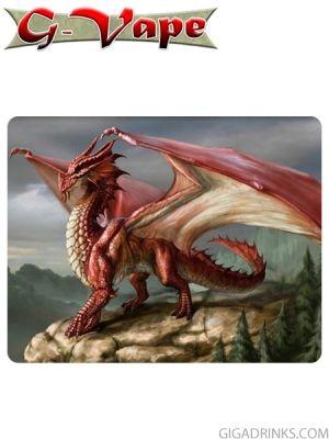 Dragon's Blood 10ml / 12mg - никотинова течност G-Vape