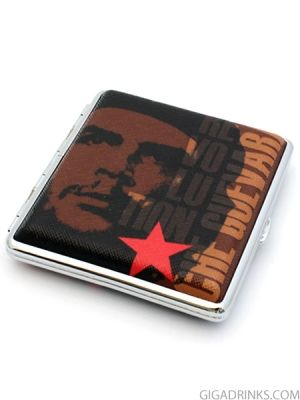 Табакера Cool Che Guevara за 20 цигари с дължина 80мм