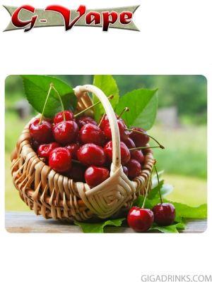 Cherry (Ruby) 10ml / 18mg - никотинова течност G-Vape