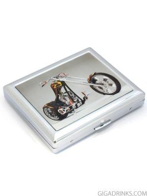 Табакера Star Motorcycle за 20 цигари