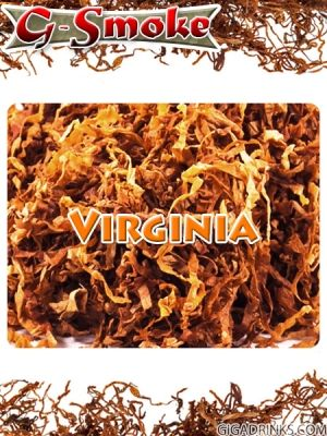 Virginia 20ml - G-Smoke ароматизатор за тютюневи листа и тютюн за наргиле