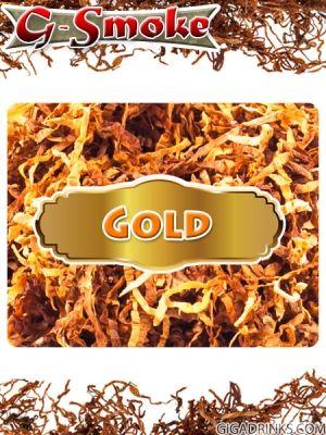 Gold 20ml - G-Smoke ароматизатор за тютюневи листа и тютюн за наргиле