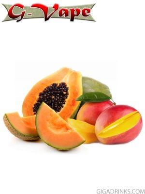 Mega Melon 10ml / 6mg - никотинова течност G-Vape