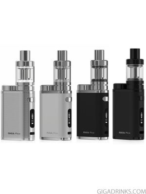 Eleaf iStick Pico 75W and Melo 3 Mini Kit