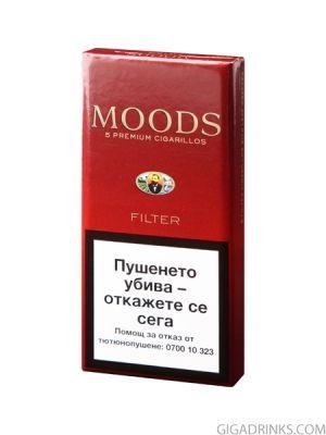 Пурети Moods 5 с филтър
