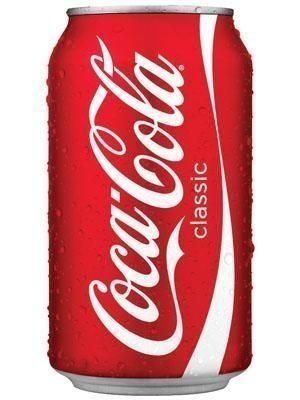 Кока Кола кен 0.330мл