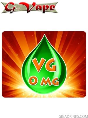 VG 100ml / 0mg - G-Vape base liquid without nicotine
