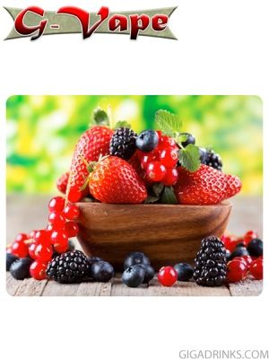 Forest Fruits (Forest Mix) 10ml / 12mg - никотинова течност G-Vape