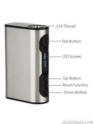 Eleaf iStick QC 200W TC Mod