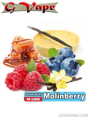 Attitude 10ml - концентриран аромат за овкусяване от Molinberry / G-Vape
