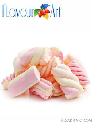 Marshmallow 10мл - Flavour Art концентрат за ароматизиране на течности за електронни цигари
