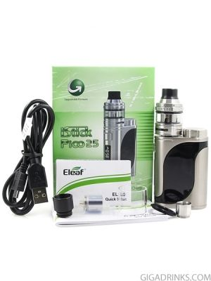 Eleaf Pico 25 TC 85W with Ello Kit