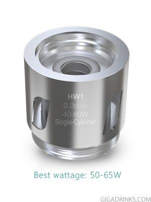 Eleaf HW1 Single-Cylinder coil head